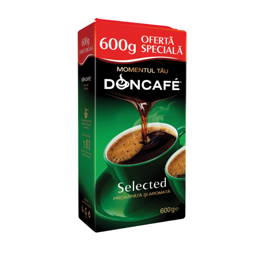 Imagine Cafea Doncafe selected 600g